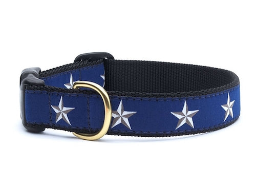 North Star Dog Collar and Lead