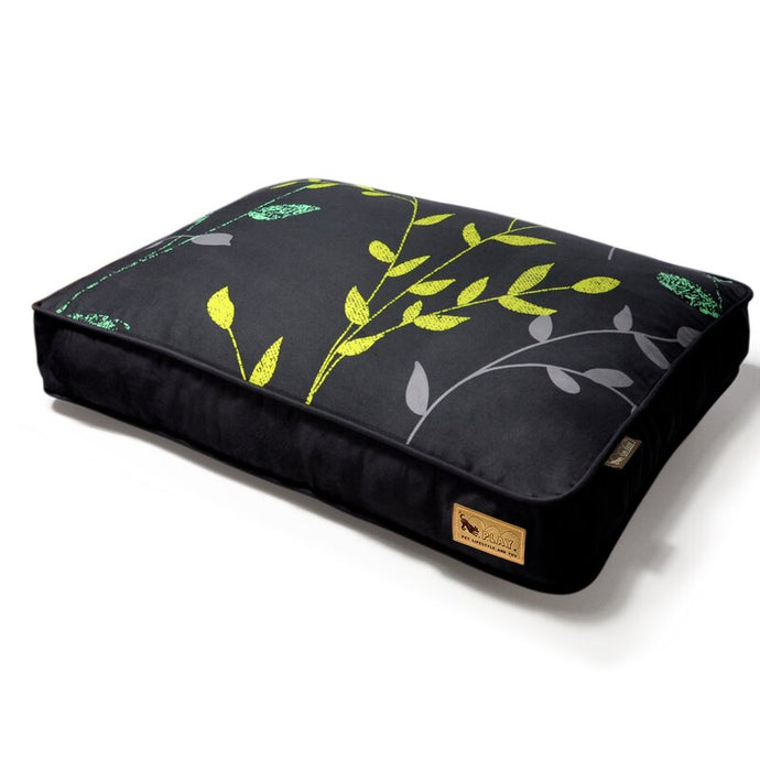 Backyard Greenery Rectangular Bed Cover-Dog Bed