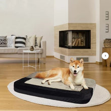 Load image into Gallery viewer, Larry Orthopedic Foam Convertible Sofa Pet Bolster
