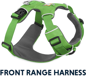 RUFFWEAR - Front Range Dog Harness, Reflective and Padded Harness