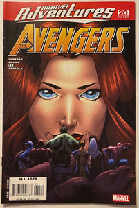 MARVEL ADVENTURES: AVENGERS 20