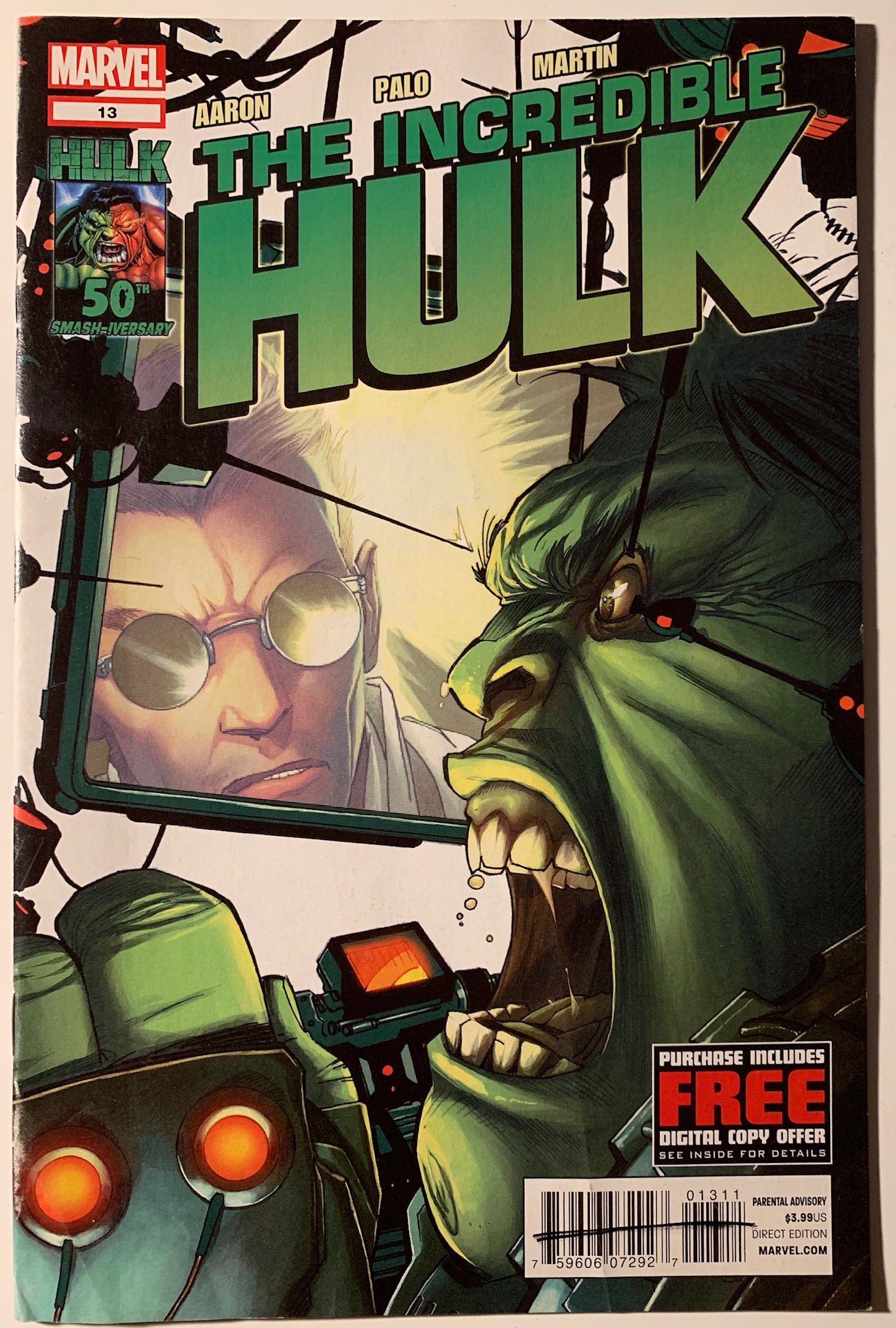 INCREDIBLE HULK (Vol. 4) 13