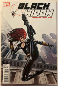 BLACK WIDOW (Vol. 4) 2