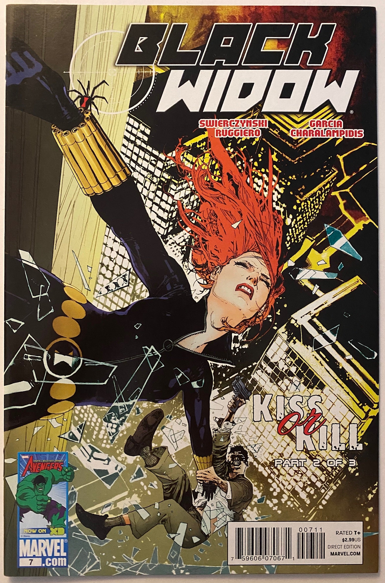 BLACK WIDOW (Vol. 4) 7