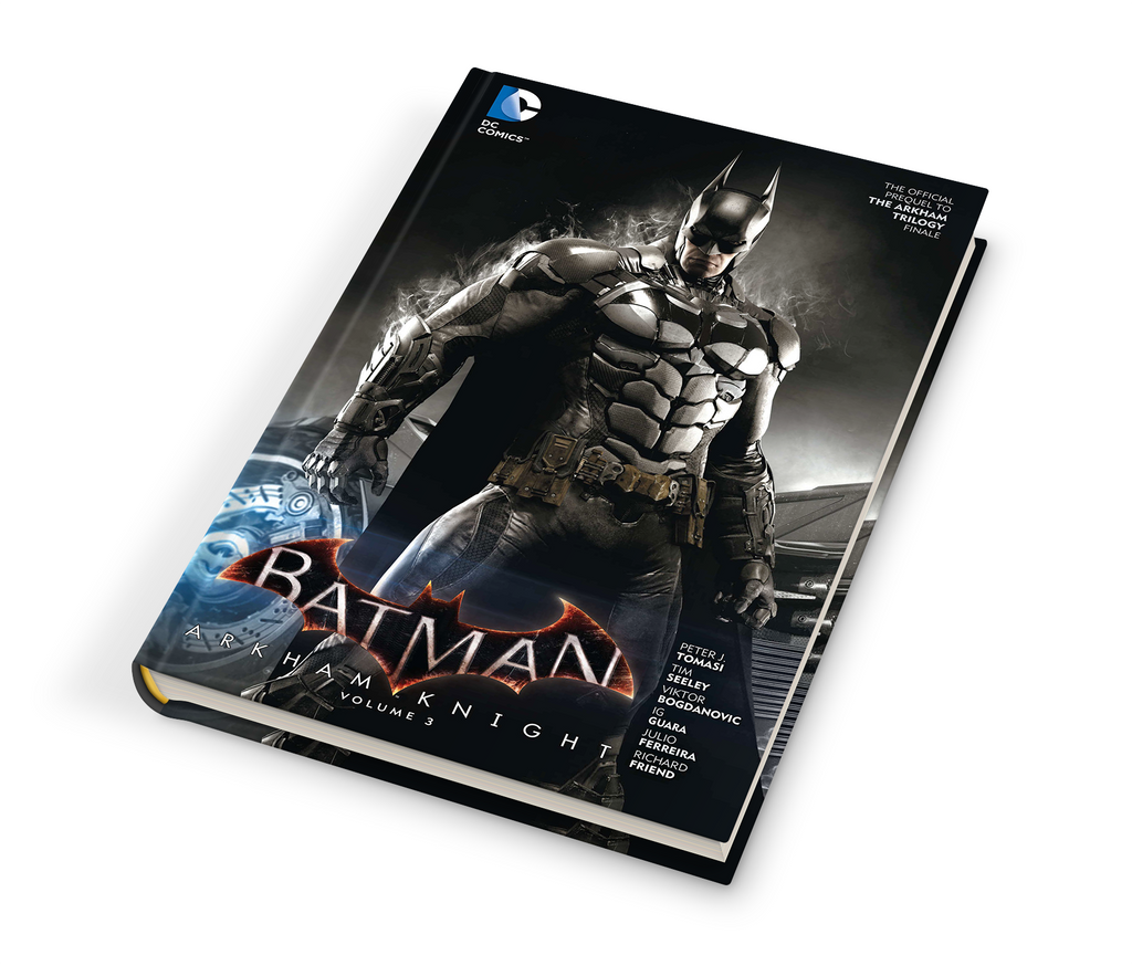 BATMAN: ARKHAM KNIGHT (Hardcover) 3