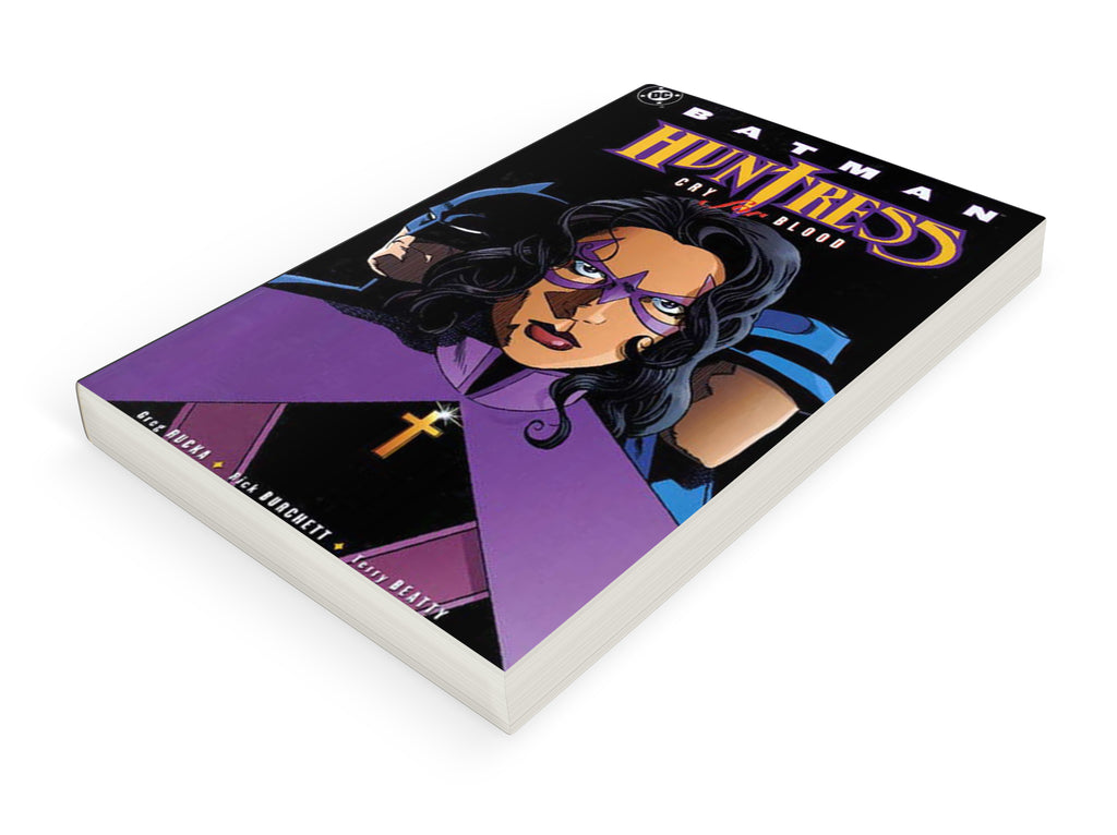 BATMAN – HUNTRESS: CRY FOR BLOOD