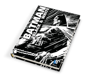 BATMAN: BLACK & WHITE 3 (HARDCOVER)