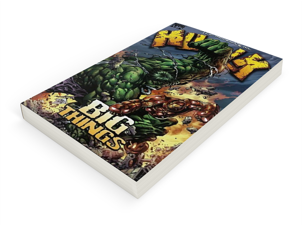 INCREDIBLE HULK TPB 8: BIG THINGS