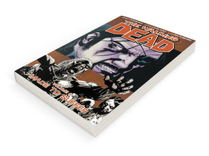 THE WALKING DEAD TPB 8: MADE TO SUFFER