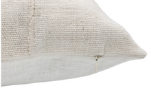 Load image into Gallery viewer, Cream White Mudcloth Pillow Cover - Krinto.com
