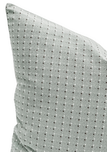 Load image into Gallery viewer, Sage Green Woven Pillow Cover - Krinto.com