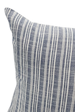 Load image into Gallery viewer, Ethnic Blue and White Extra Long Lumbar Pillow Cover - Krinto.com