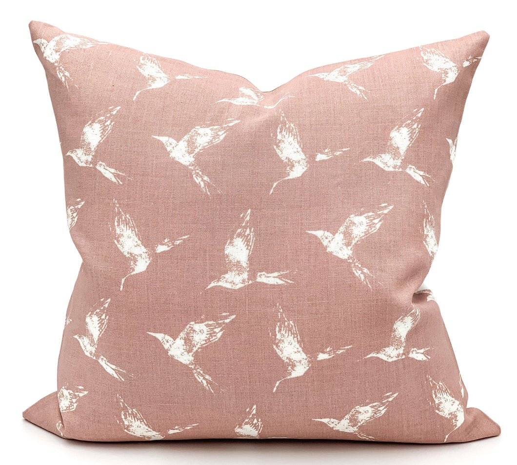 Swallow Birds Pretty Pink - Krinto.com