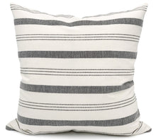 Load image into Gallery viewer, Lima Stripe Pillow Cover - Krinto.com