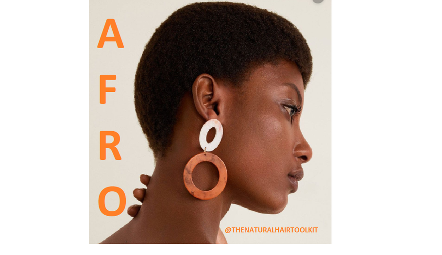 A is for Afro: A - Z of Natural Hair