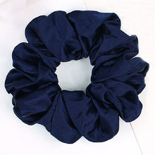 Load image into Gallery viewer, Satin Hair Scrunchies