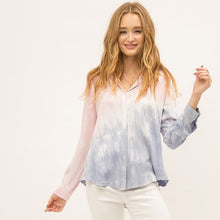 Load image into Gallery viewer, Reva Tie Dye Top