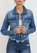 Load image into Gallery viewer, Sunday Denim Jacket