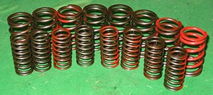 SET OF 16 - VALVE SPRING SET INNER OUTER MGA MGB 1957 - 1970 +- - INCLUDES DELIVERY