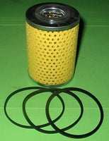 4 PACK - OIL FILTER MGB MGA MG TD TF ZA ZB MICRON PAPER - INCLUDES DELIVERY