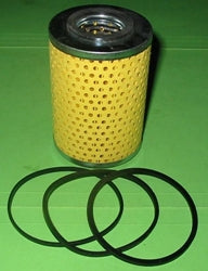 OIL FILTER MGB MGA MG TD TF ZA ZB MICRON PAPER 4 PACK