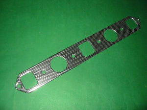 GASKET EXHAUST EXTRACTOR MGA MGB PREMIUM QUALITY - INCLUDES DELIVERY