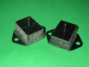 PAIR - GEARBOX MOUNT MGB ALL MODELS - INCLUDES DELIVERY