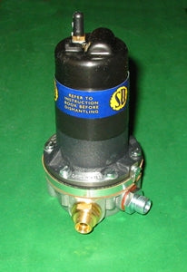 FUEL PUMP ASSEMBLY TF MGA MGB > 1965 POSITIVE ELECTRONIC - INCLUDES DELIVERY