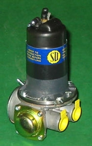 MGB FUEL PUMP 65> NEGATIVE SU ELECTRONIC - INCLUDES DELIVERY