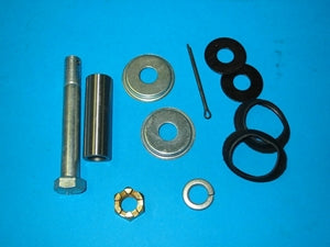 2x FULCRUM KITS (CARSET) - SPACER TUBE KIT LOWER OUTER MGA MGB V8 TD TF - INCLUDES DELIVERY