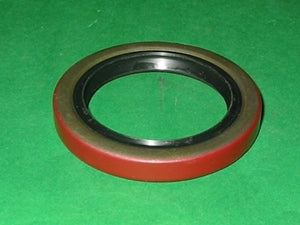 PAIR - MGA MGB1 + T/CAM OIL SEAL REAR HUB FRONT - INCLUDES DELIVERY