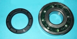 PAIR - BEARING & SEAL KIT REAR WHEEL MGB MKII MG TD TF - INCLUDES DELIVERY