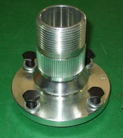 SPLINED HUB MGB RIGHT HAND REAR 8TPI TO SUIT SALISBURY DIFF - INCLUDES DELIVERY