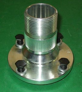 SPLINED HUB MGB LEFT HAND REAR 8TPI TO SUIT SALISBURY DIFF - INCLUDES DELIVERY