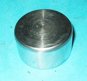 SET OF 4 - CALIPER PISTON MGB STAINLESS STEEL - INCLUDES DELIVERY