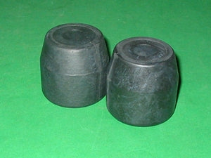 PAIR - MGB SPRITE MIDGET REAR BUMP STOP RUBBER - INCLUDES DELIVERY