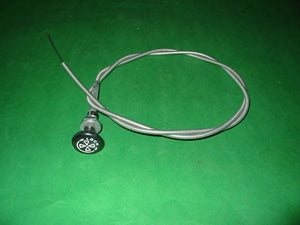 CHOKE CABLE MGB 1962 > 1973 HS CARBY MODEL - INCLUDES DELIVERY