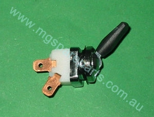 HEATER SWITCH TOGGLE TYPE MGB SPRITE MIDGET - INCLUDES DELIVERY