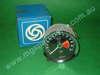 TACHO MGB MKII RVI 2430/00 NEGATIVE EARTH NOS - INCLUDES DELIVERY