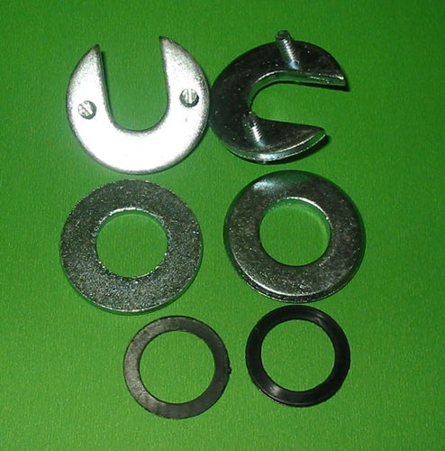 CAR SET - FITTING KIT BARREL & KEY MGB MINI PUSH BUTTON TRIUMPH TR5 TR6 - INCLUDES DELIVERY