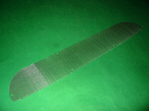 AIR INTAKE GRILLE LEAF MESH MGB MGC STAINLESS - INCLUDES DELIVERY