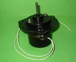 HEATER FAN MOTOR & MOUNT PLATE MGB MKI - INCLUDES DELIVERY