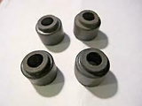 "SET OF 4 - EXHAUST VALVE MIDGET 1275 + MINI COOPER S NOMINAL 1.153"" 29.29mm SMALL COLLET + 4x VALVE STEM SEALS - INCLUDES DELIVERY"