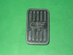 PAIR - PEDAL PAD SPRITE WITH FLYING -A- - INCLUDES DELIVERY