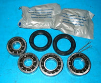 CARSET - FRONT WHEEL BEARING KIT SPRITE MIDGET MORRIS MINOR - INCLUDES DELIVERY