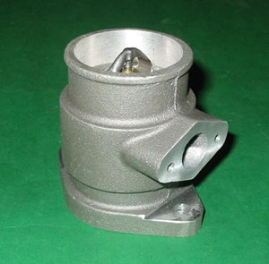 THERMOSTAT HOUSING MG TC TD Y INCLUDES REMOVABLE THERMOSTAT + GASKETS - INCLUDES DELIVERY
