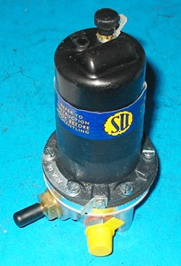 FUEL PUMP ASSEMBLY TC TD LOW PRESSURE NEGATIVE ELECTRONIC - INCLUDES DELIVERY