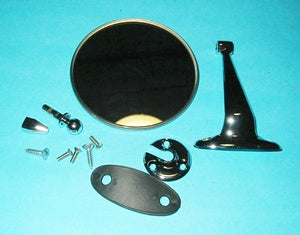 AUSTIN HEALEY SPRITE WING / GUARD MIRROR UNIVERSAL MOUNTING MG MGB