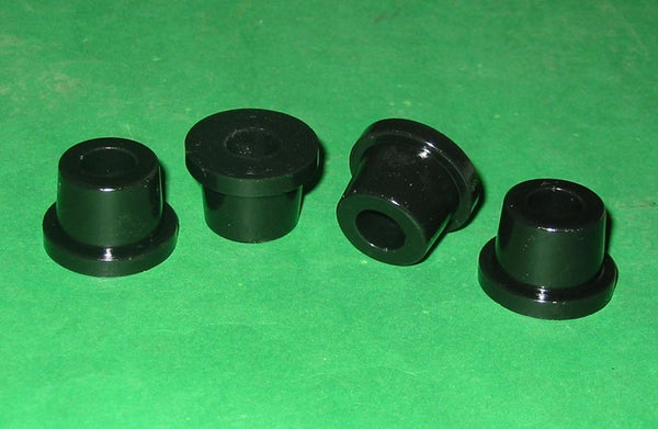 SET OF 4 - UPPER OUTER URETHANE BUSH MGB + MIDGET - INCLUDES DELIVERY