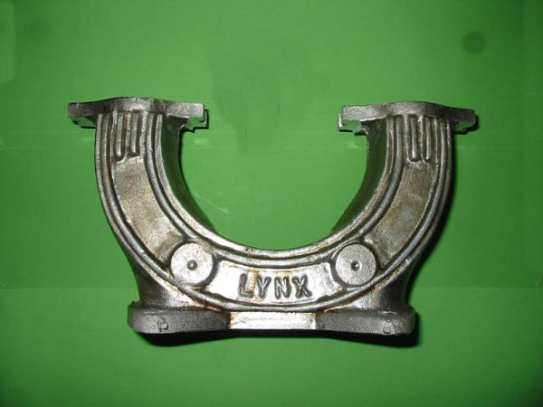WEBER INLET MANIFOLD SPRITE MIDGET SIDE DRAFT FLAT HORSE SHOE TYPE - INCLUDES DELIVERY